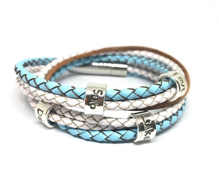 "Mothers Day Gift Womens Personalized Bracelet Gifts For | Etsy   – ""BareHandsBracelets"" 15."