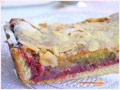 Découverte sur le blog Touche de saveurs cette tarte me faisait de l'œil et je n'ai pas résisté très longtemps. Elle est divine et je ne saurai que trop vous conseiller de vous laisser tenter vous aussi. La pâte est délicieuse et ne vous demandera que...