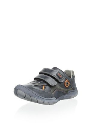 58% OFF Beeko Kid's Benjamin Sneaker (Toddler) (Navy)