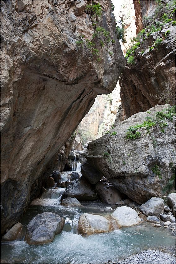 Crete, Greece  Sarakinas Canyon ** von pesce4221