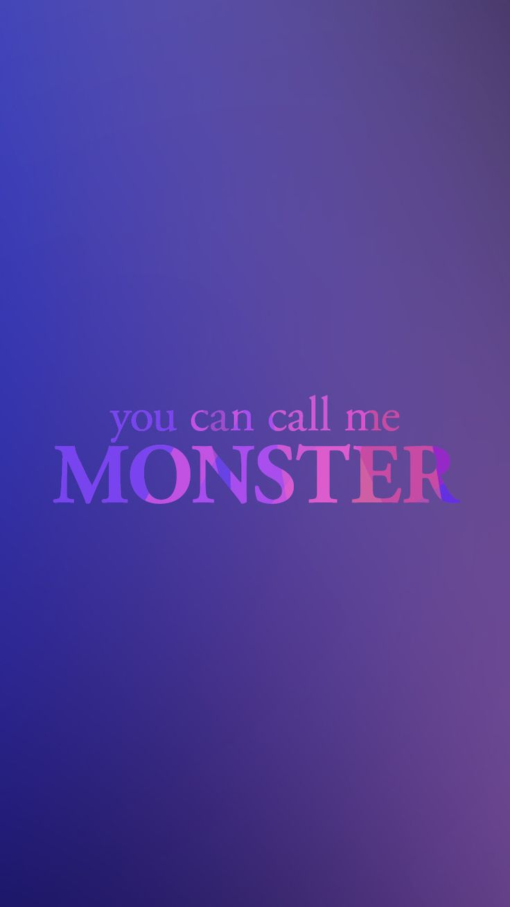 EXO wallpaper lockscreen Monster kpop
