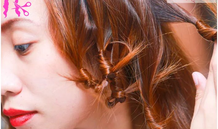 Fast, heat-free hairstyles  #hairstyles
