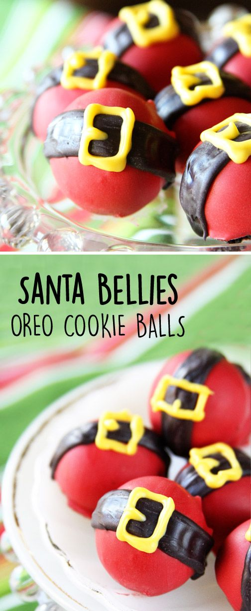 Ho! Ho! Ho! and Merry Christmas! In our opinion, these Santa Bellies OREO Cookie Balls are perfect for celebrating this festive season. Using just five ingredients, it's easy to make this no-bake dessert recipe with your kids before your annual holiday party—especially since you can find everything you need to make these bite-sized treats at Walmart.