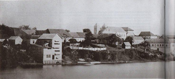 Valdivia en 1862