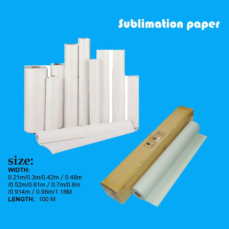 Dye Sublimation Paper Printing for College or University Operations