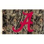Ncaa 3 ft. x 5 ft. Realtree Camo Background Alabama Flag