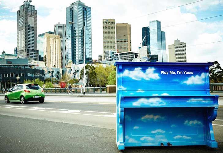 Melbourne, Australia, 2014.