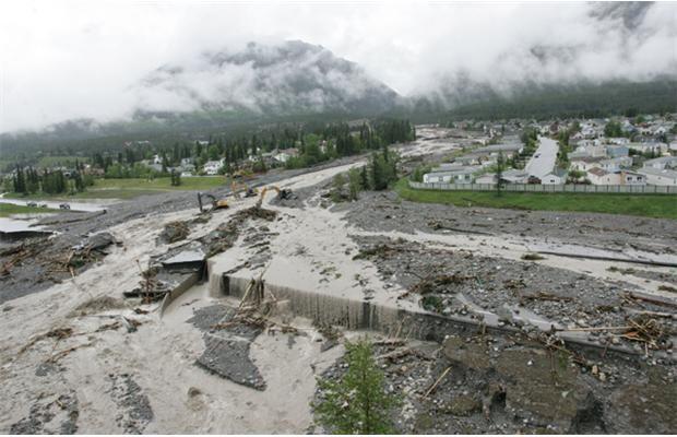 Calgary & area floods