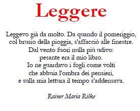 Einaudi - Leggere (Rilke)