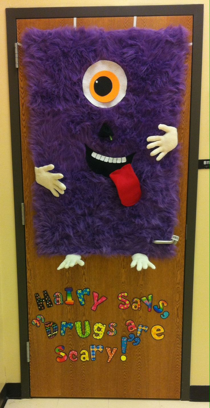 Monster Classroom Decor : Best images about red ribbon week on pinterest hotel