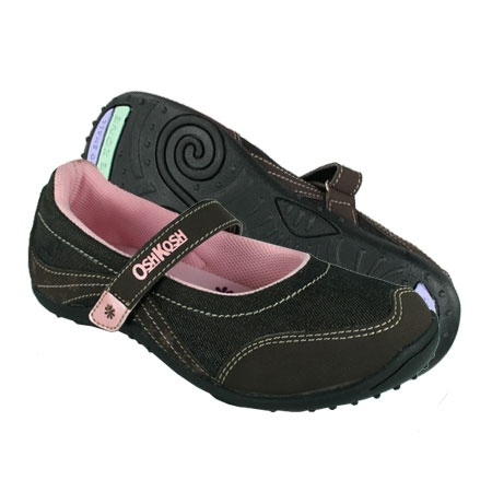 Ariana Dk.Brown/Pf Pink (10-13 US)