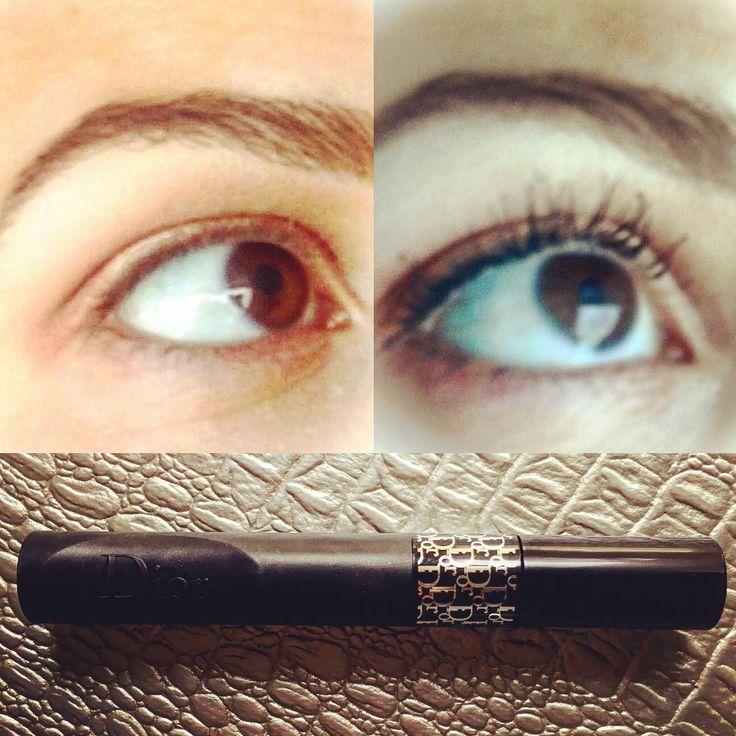 Hello la team beauty,comme promis voici le résultat de l'application du nouveau mascara de chez @dior,comme je vous l'ai dit j'en suis fan �� @diormakeup is beautiful✌��️#dior #makeup #mascara #cosmetics #beauty #beauté #beautiful #luxe #nouveau #tendance #beautyaddict #teambeauty #instagram #instagrameusebeauté #instagrameuse #follow4follow http://ameritrustshield.com/ipost/1548535905789366270/?code=BV9gTOqg0_-