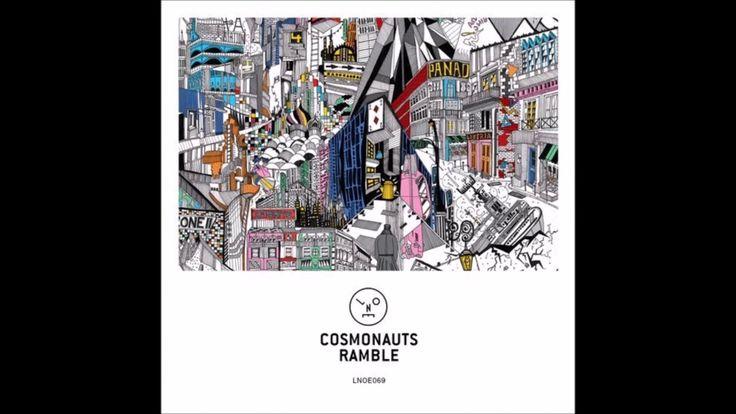 Cosmonauts - Codeine Eyelids (Original Mix) [Last Night On Earth]