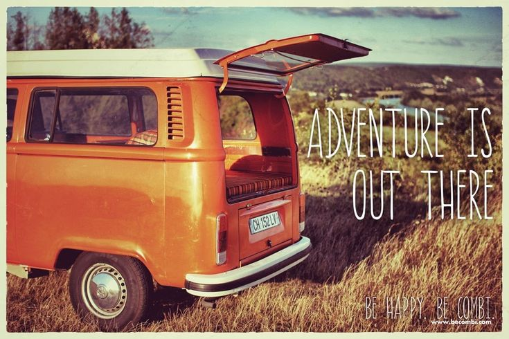 I was happy traveling in my Volkswagon Bus. | Funny quotes ...