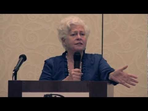 Paula J Caplan PHD at ISEPP Los Angeles 2011 Part 1 - YouTube
