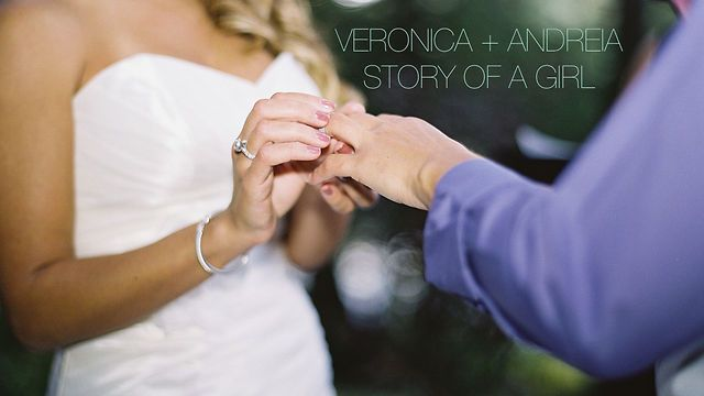 Andreia & Veronica - Story of a Girl by Deneemotion Wedding Cinema. 6 Oct 2012, Sandyston, New Jersey