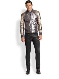 Image result for Versace mens leather pants