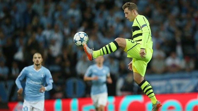Malmö 2-0 Celtic