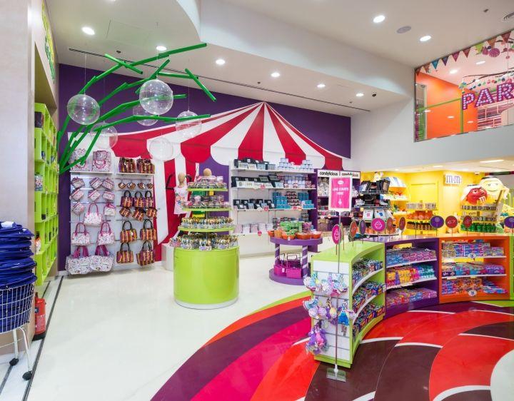 Candylicious At The Dubai Mall By Studio EM UAE Retail Design Blog