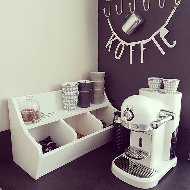 Kitchenaid nespresso!! Love it!!