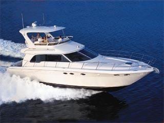 2001 Sea Ray 480 Sedan Bridge boat for sale
