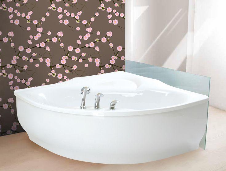 48 inch corner bathtub. Aquatica PureScape Arcrylic 81  x 63 Corner Bathtub 129 best Tubs images on Pinterest Air tub Creativity and