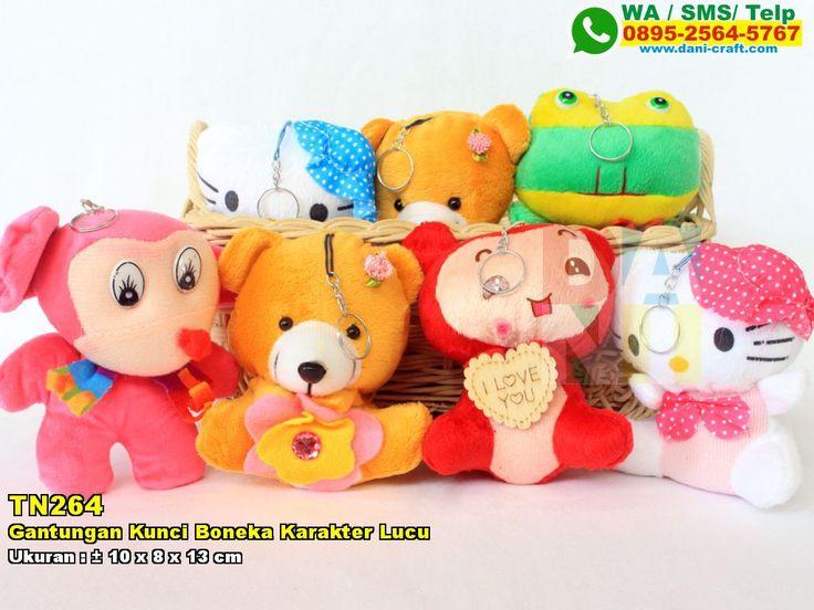 Gantungan Kunci Boneka Karakter Lucu WA/SMS/TELP: 0857-4384-2114 atau 0819-0403-4240 #GantunganKunci #TokoKunci #souvenirPernikahan