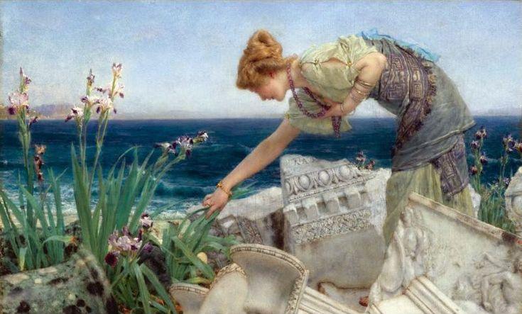 Ανάμεσα στα ερείπια (1904)