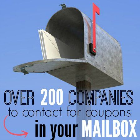 E-Did you know you can contact companies directly for money saving coupons? It's true! All companies have their contact information listed on their products and on. Most companies will have an e or address where you can send your complaint or compliment directly. Now, when I write to companies, I am not directly …