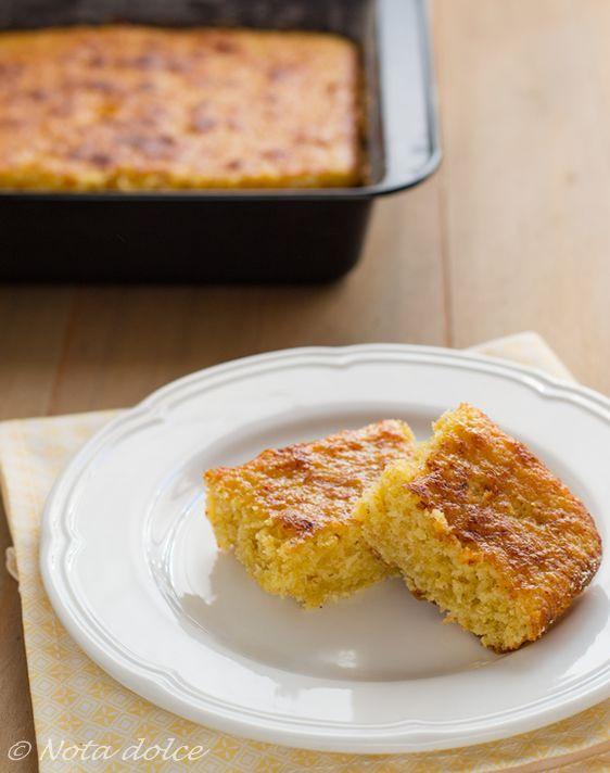 Platano cake ricetta vegana