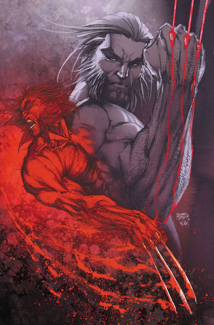 Weapon X #1 Michael Turner variant