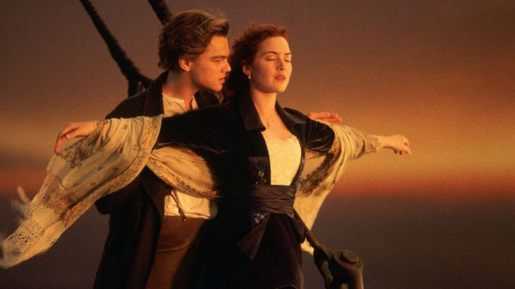 Jack and Rose in Titanic fall in love despite their different backgrounds #lover #archetype #brandpersonality