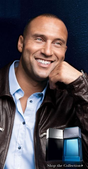 I usually don't pin Jeter for looks he's such an awesome role model, but he looks pretty in the picture.