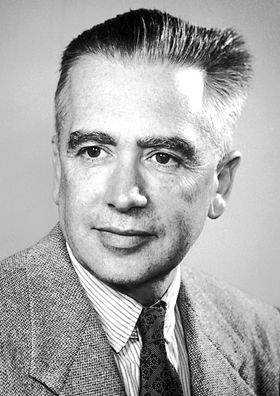 """Emilio Gino Segrè 1959    Born: 1 February 1905, Tivoli, Italy    Died: 22 April 1989, Lafayette, CA, USA    Affiliation at the time of the award: University of California, Berkeley, CA, USA    Prize motivation: """"for their discovery of the antiproton""""    Field: Particle physics"""
