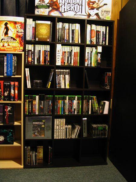 Gaming shelf