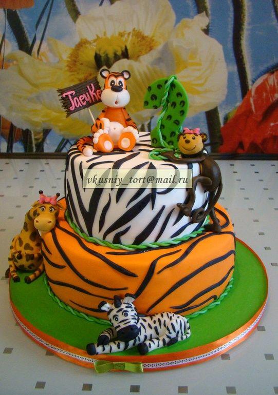 как сделать сафари торт для ребенка: 15 тыс изображений найдено в Яндекс.Картинках