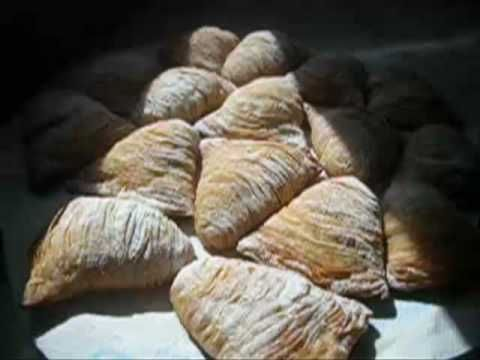 my favorite pastry of all-time, reminds me of Grandma Florence. :)