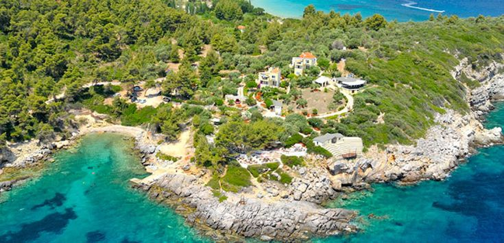 Porto Valitsa, hotel and apartments in Kassandra Paliouri #Halkidiki Greece