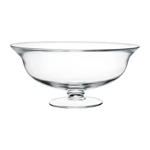 "3472-02-09 5"" Footed Bowl  Great for event work Lends itself well as a centerpiece Solid base for stability Great for event work Perfect as a centerpiece Wide base for stability"