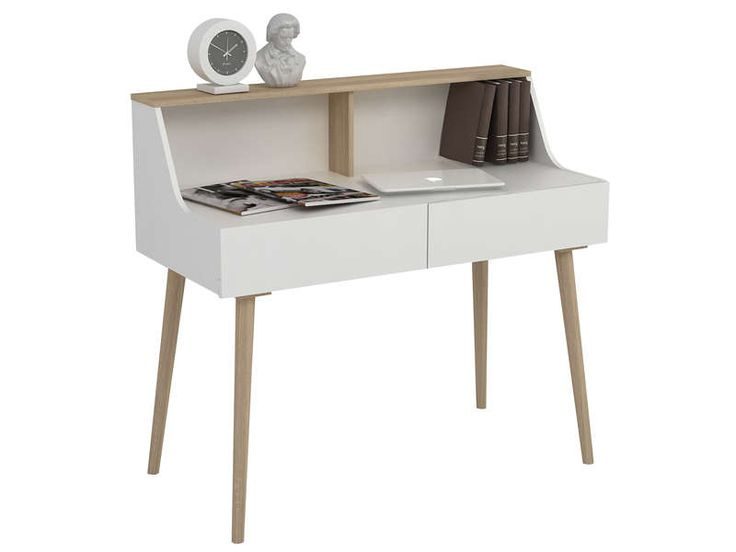 76 best Bureau images on Pinterest Desks, Office desks and Offices - Conforama Tables De Cuisine