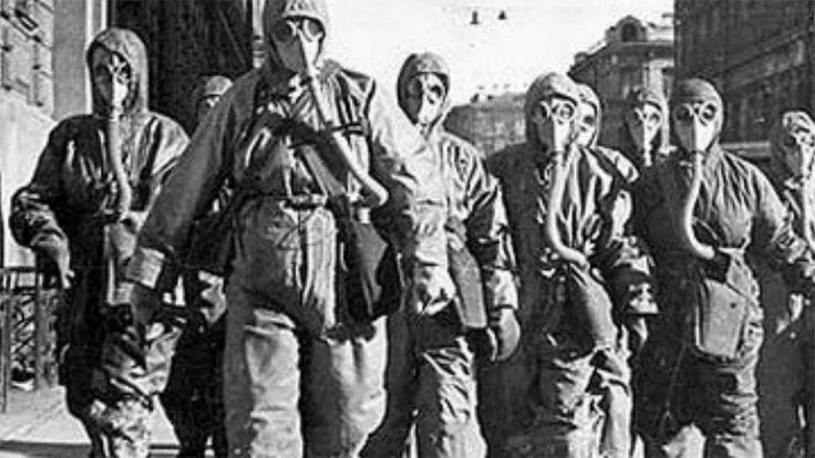 Chernobyl Liquidators c.1986