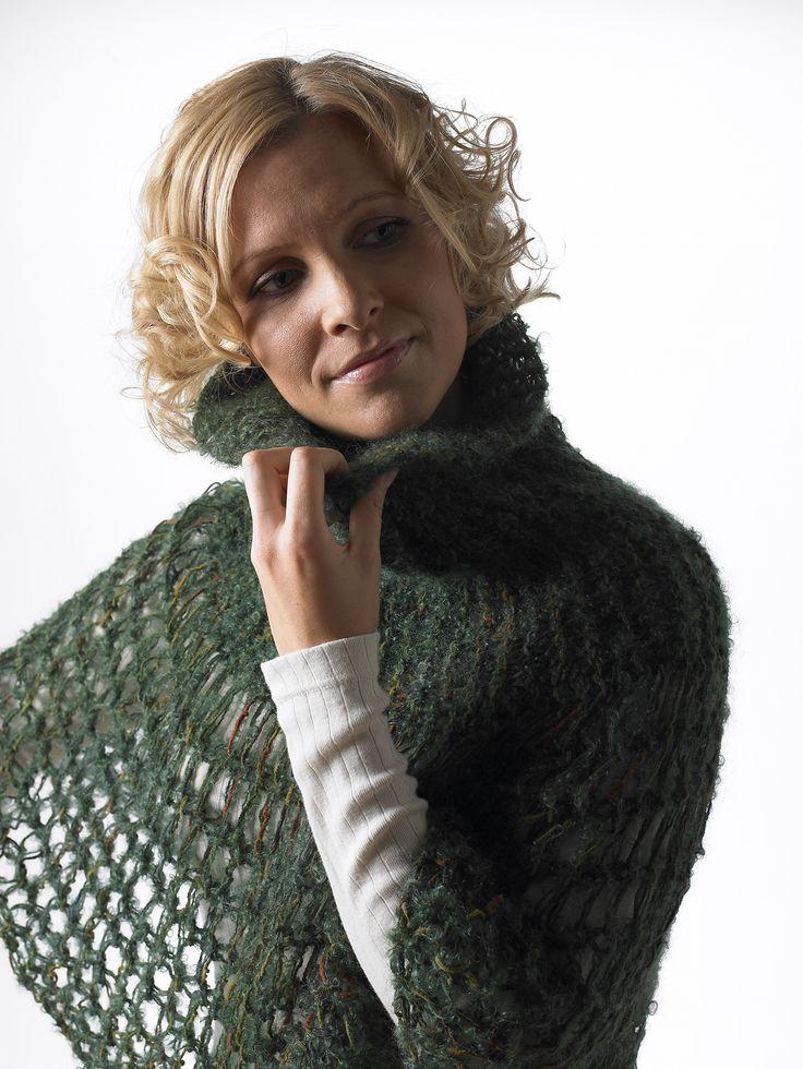 Ettol 005- poncho or skirt.