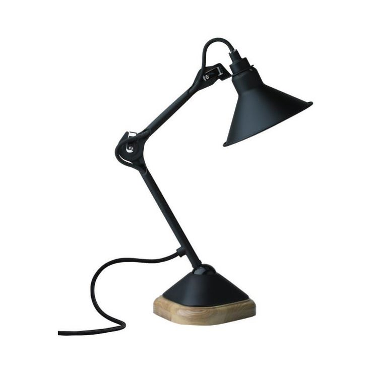 Bernard-Albin Gras Lampe Gras No 207 Table Lamp Replica