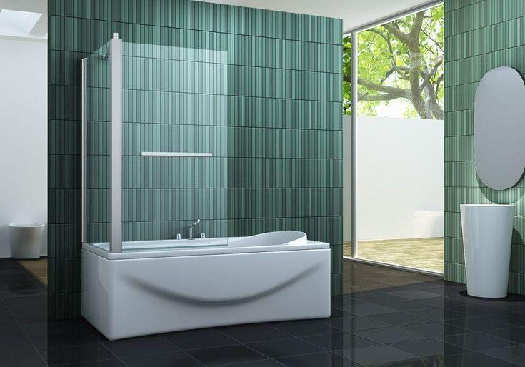 Eck Duschtrennwand Intrexo 70 Badewanne Bathtub Bathroom Design