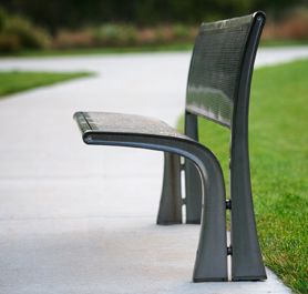 Landscape Forms   Stay Bench. Outdoor FurnitureBenchesShowroom Ideas CommercialExteriorFileFormProject