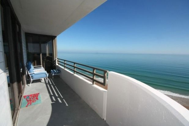 What a view of Daytona Beach! #vacationhomerentals