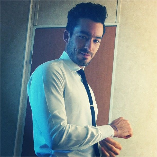 Aaron Diaz- in love! My fav.