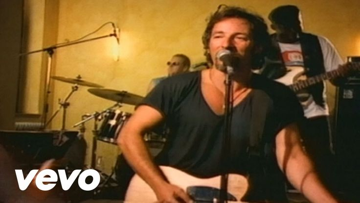Bruce Springsteen - Hungry Heart - YouTube. Gonna see The Boss live soon, can't wait!
