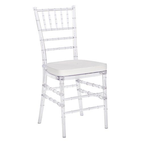Safavieh Home Collection Carly Clear Dining Chair