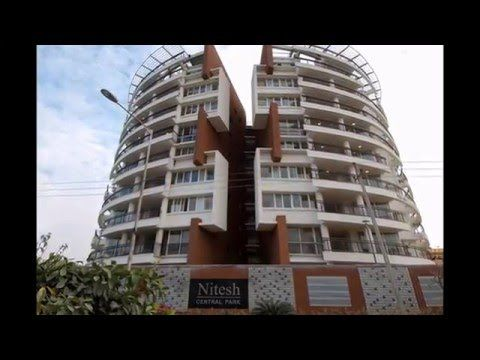 Apartments For Sale On Bellary Road Bangalore At Nitesh Central Park Offers Its Home Owners A Brilliant Futuristic Design P